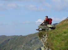 Hiker Royalty Free Stock Image