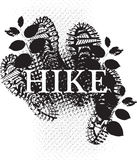 The Hiker Royalty Free Stock Images