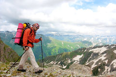 Hiker Stock Photography