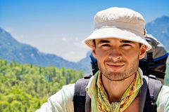 Hiker Royalty Free Stock Image