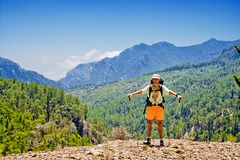 Hiker Stock Photos