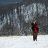 hiker стоковые изображения rf
