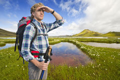 Hiker Stock Photos