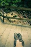 hiker Fotos de archivo libres de regalías