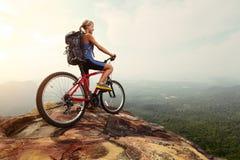 hiker Fotografía de archivo libre de regalías