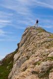hiker Стоковое Фото