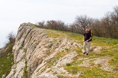 hiker Стоковые Фото