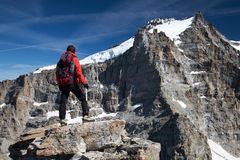 Free Hiker Royalty Free Stock Photography - 6037197