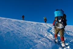 Hiker Royalty Free Stock Photo