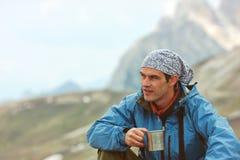 Hiker Royalty Free Stock Photos