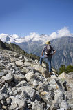 Hiker Royalty Free Stock Photos