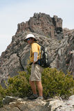 Hiker Portrait Royalty Free Stock Photography