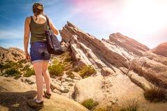 Hiker Vasquez Стоковые Фото