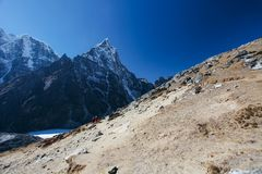 hikers Fotografia de Stock Royalty Free