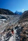 hikers Imagem de Stock