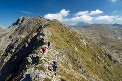 hikers 3 Стоковое фото RF