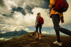 hikers Стоковые Изображения