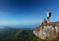 hikers Стоковые Фото
