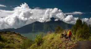 hikers fotos de archivo libres de regalías