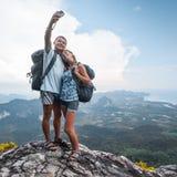 hikers Стоковая Фотография RF