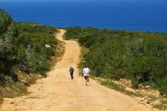hikers Стоковые Фотографии RF