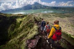 Hikers Stock Photos