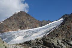 hiking австрийца alps Стоковое Изображение