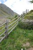 hiking австрийца alps Стоковые Фотографии RF