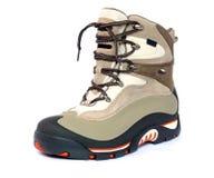 hiking ботинка Стоковое Изображение RF