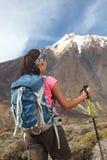 hiking возможности Стоковые Фотографии RF