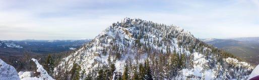 hiking гора montenegro komovi Стоковые Изображения RF