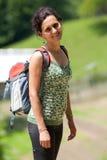 hiking детеныши повелительницы Стоковые Фото