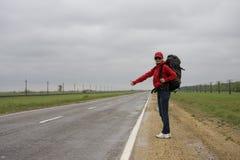 hiking заминка Стоковые Фотографии RF