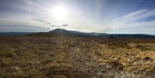 hiking Лапландия Стоковое Фото