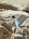 hiking Мексика Стоковые Фото