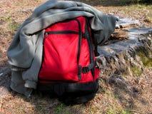hiking пролома Стоковая Фотография