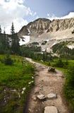 Hiking путь Стоковая Фотография