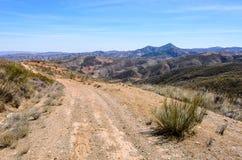 hiking трасса Стоковые Фотографии RF
