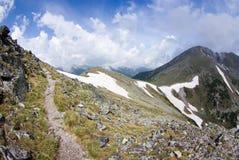 hiking тропка Стоковая Фотография