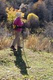 hiking Стоковые Фото