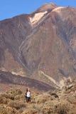 hiking Стоковая Фотография