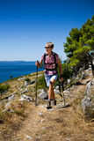 Hiking Royalty Free Stock Photo