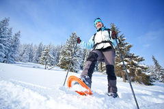 Hiking Royalty Free Stock Photography