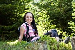 Hiking Stock Image