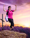 Hiking 3 Royalty Free Stock Image