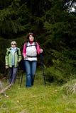Hiking 4 Royalty Free Stock Image