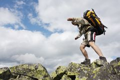 Hiking Stock Images