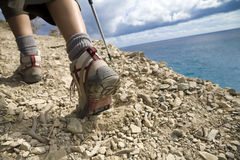 hiking Стоковые Фотографии RF