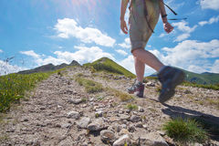 Free Hiking Royalty Free Stock Images - 75049609