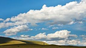 Hiking in the Alpine Tundra. Colorado, USA royalty free stock image